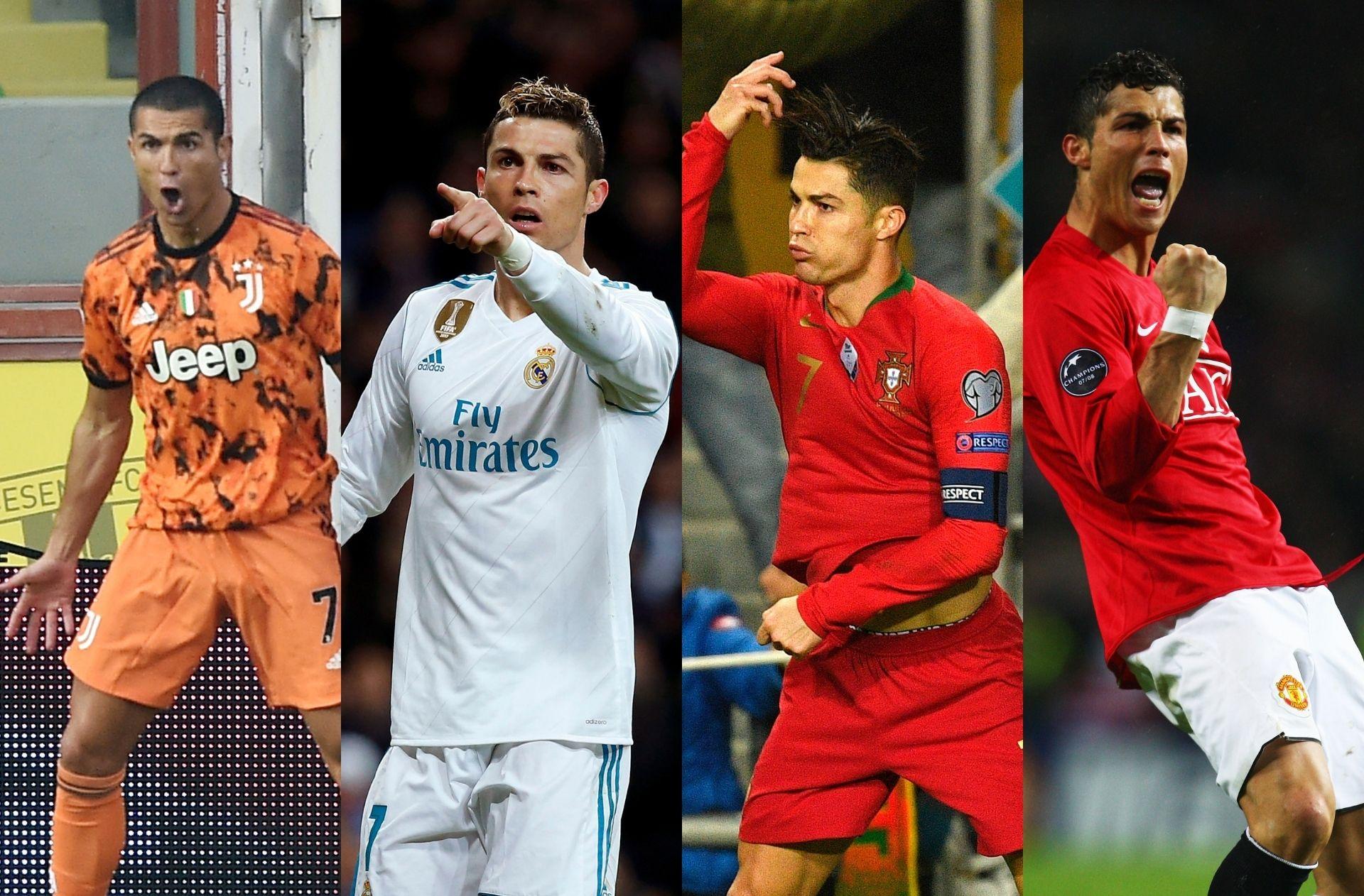 Cristiano Ronaldo - Juventus, Real Madrid, Portugal, Manchester United