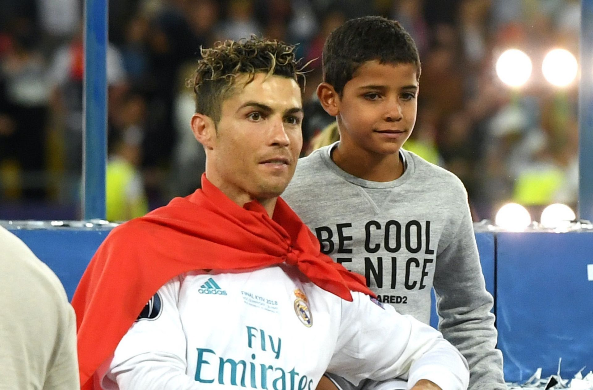 Cristiano Ronaldo Jr