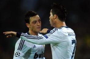 Mesut Ozil, Cristiano Ronaldo - Real Madrid