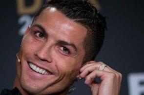 Cristiano Ronaldo, FIFA Ballon D'Or 2015