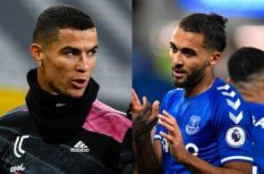 Cristiano Ronaldo, Dominic Calvert-Lewin