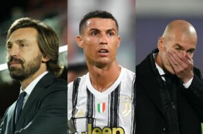 Juventus overtake Real Madrid in the latest UEFA Club Rankings
