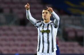 Cristiano Ronaldo reached 3 new career milestones in Barcelona win