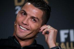 Cristiano Ronaldo, Ballon D'Or 2015