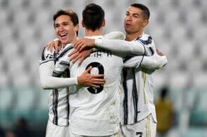 Cristiano Ronaldo, Juventus, UEFA Champions League