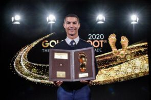2020 Golden Foot