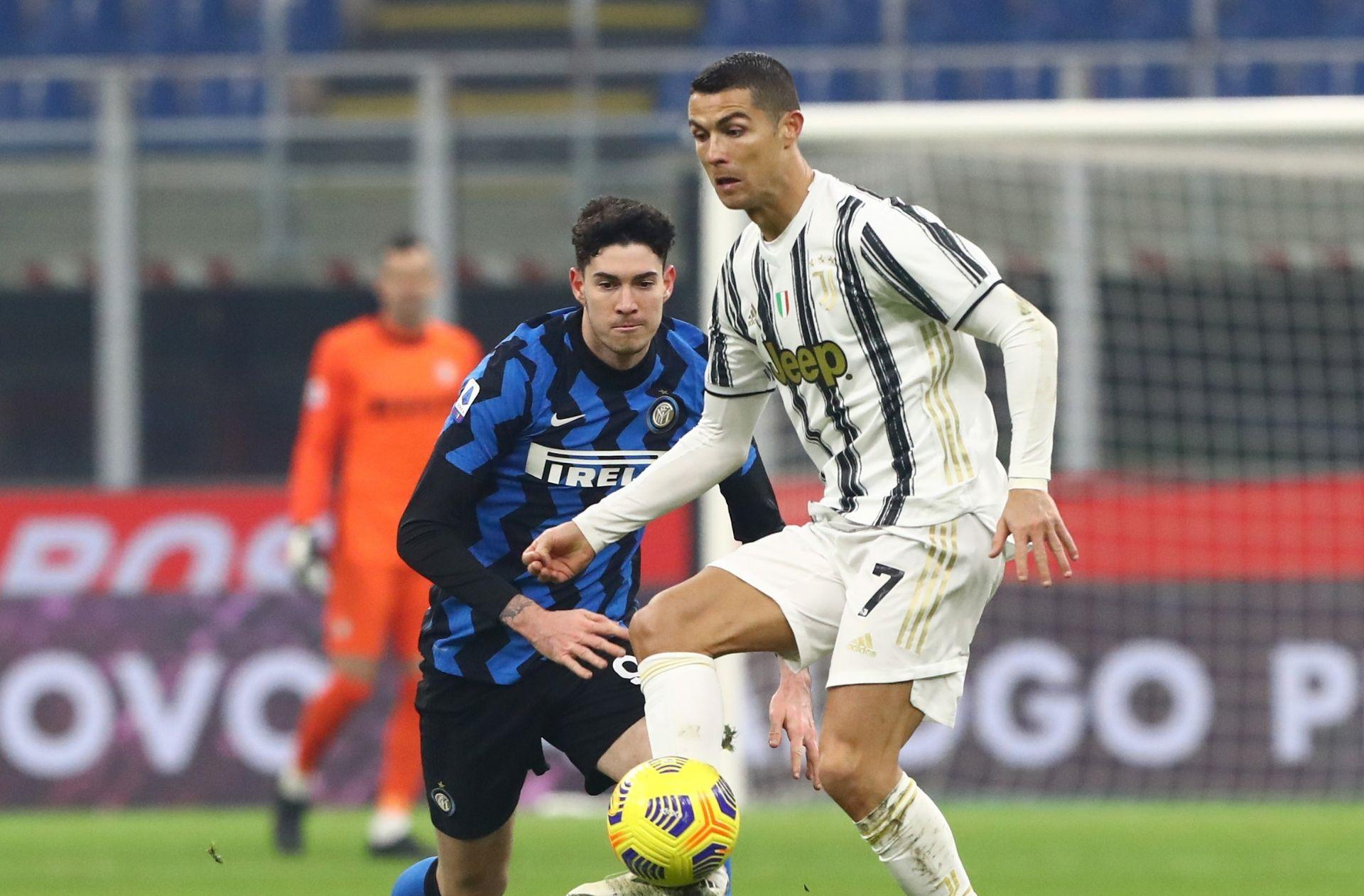 Inter Milan vs Juventus - Serie A