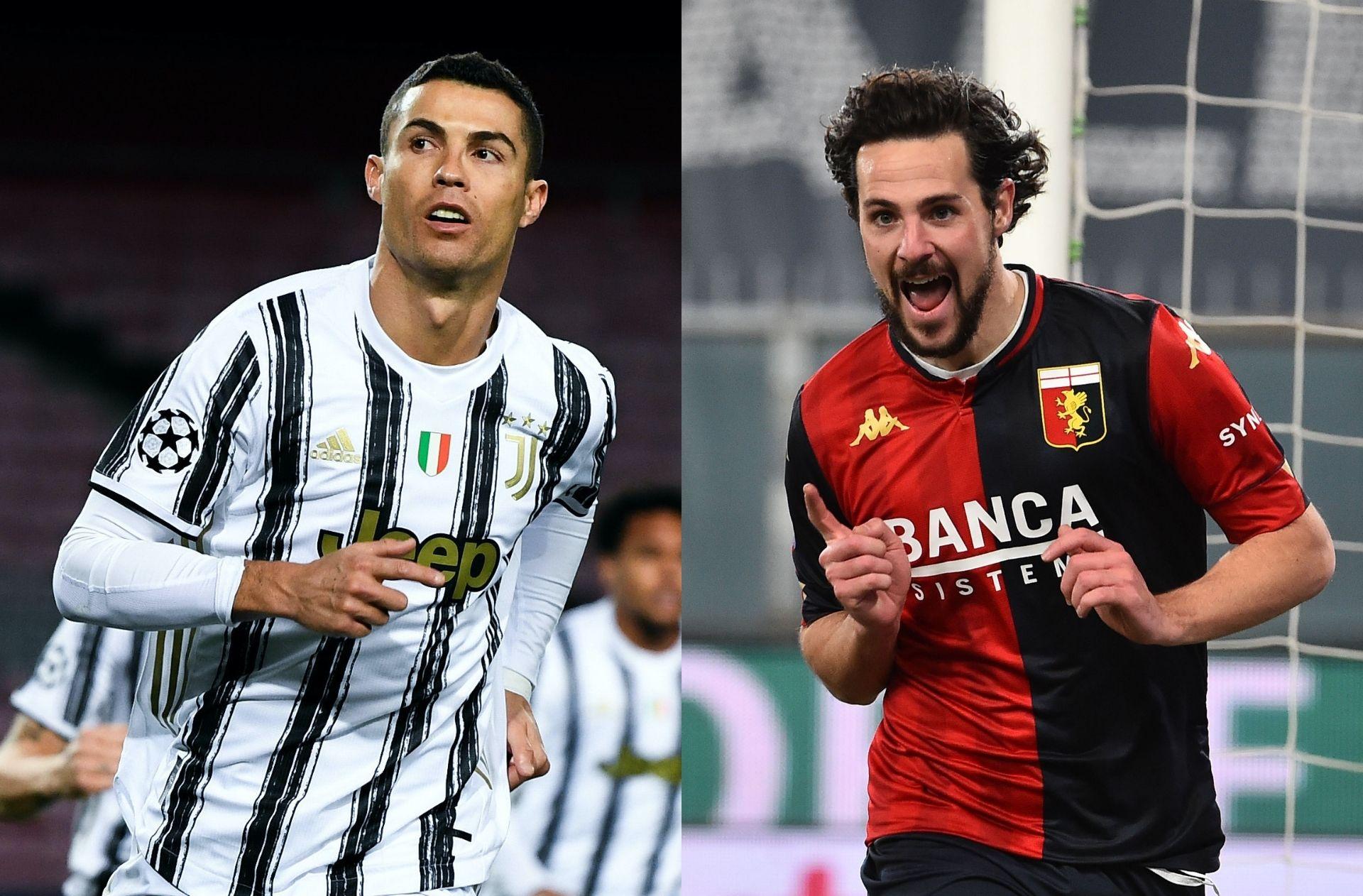Juventus Vs Genoa Preview Betting Tips Stats Prediction Ronaldo Com