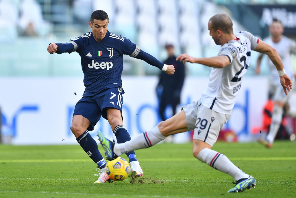 Juventus 2-0 Bologna: Serie A Player Ratings