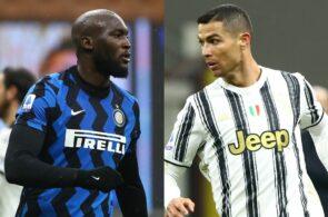 Romelu Lukaku, Cristiano Ronaldo, Serie A