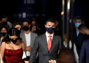 Dubai Globe Soccer Awards - Red Carpet