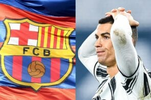 FC Barcelona, Cristiano Ronaldo