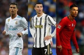 Cristiano Ronaldo - Real Madrid, Juventus, Portugal