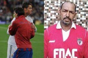 Cristiano Ronaldo, Lionel Messi, Isaias