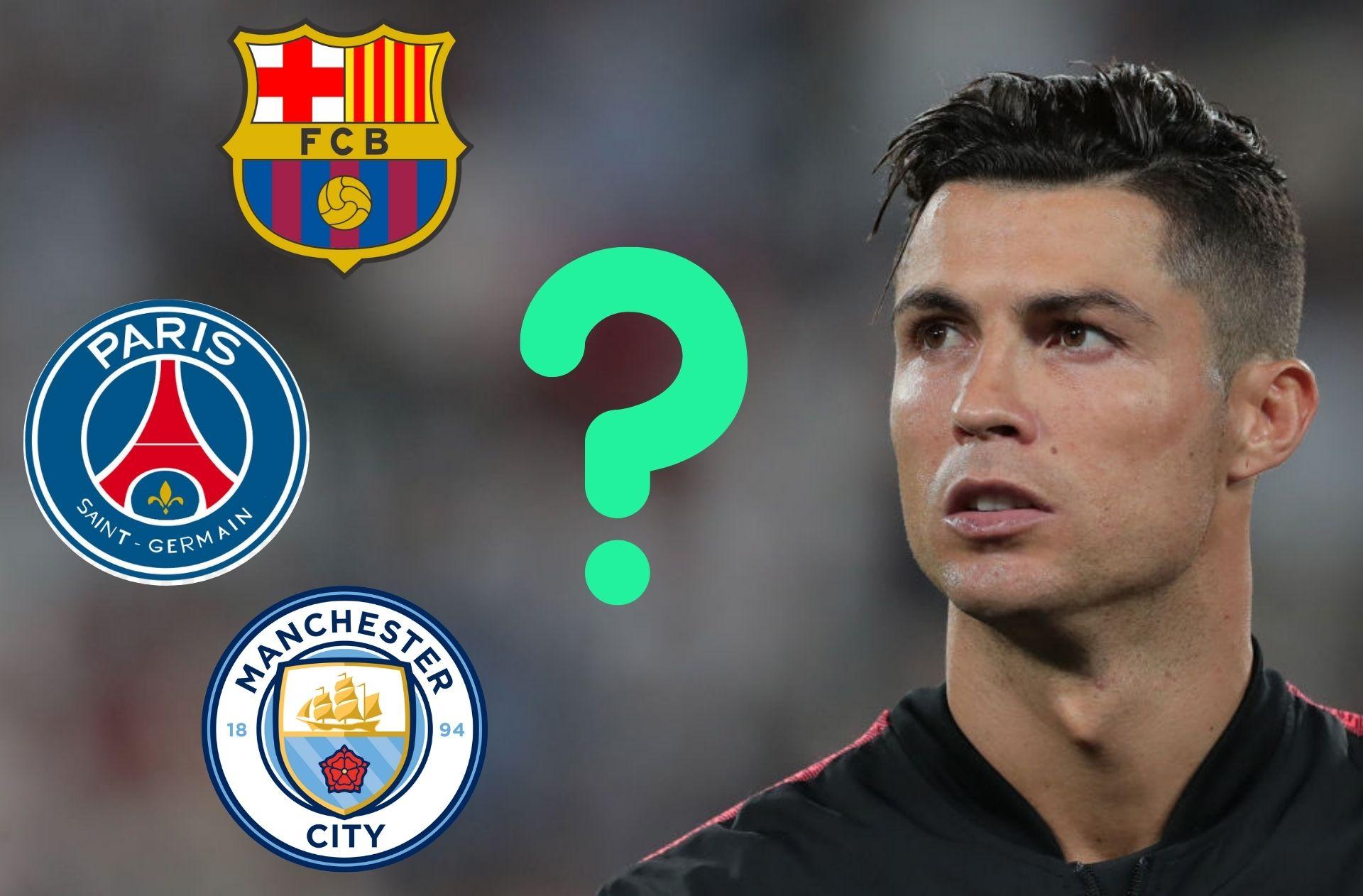 Cristiano Ronaldo, next club