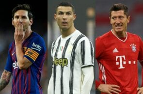 The IFFHS name the 10 best football players of the decade