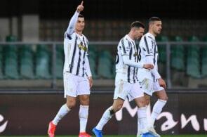 Hellas Verona FC v Juventus - Serie A