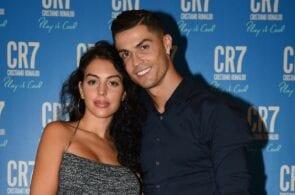 Cristiano Ronaldo & Georgina Rodriguez