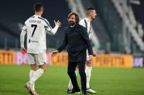 Andrea Pirlo, Cristiano Ronaldo, Juventus