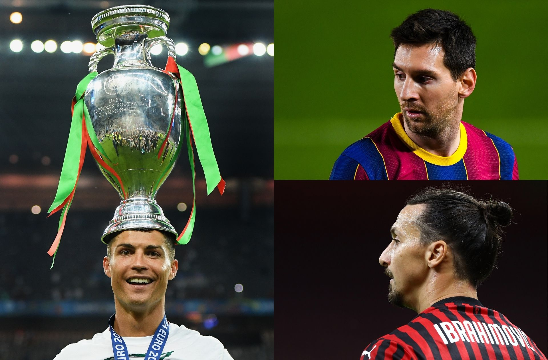 Top 10 players with the most hat-tricks in the 21st century