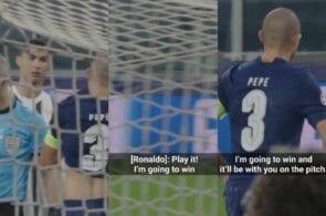 Cristiano Ronaldo, Pepe, Champions League