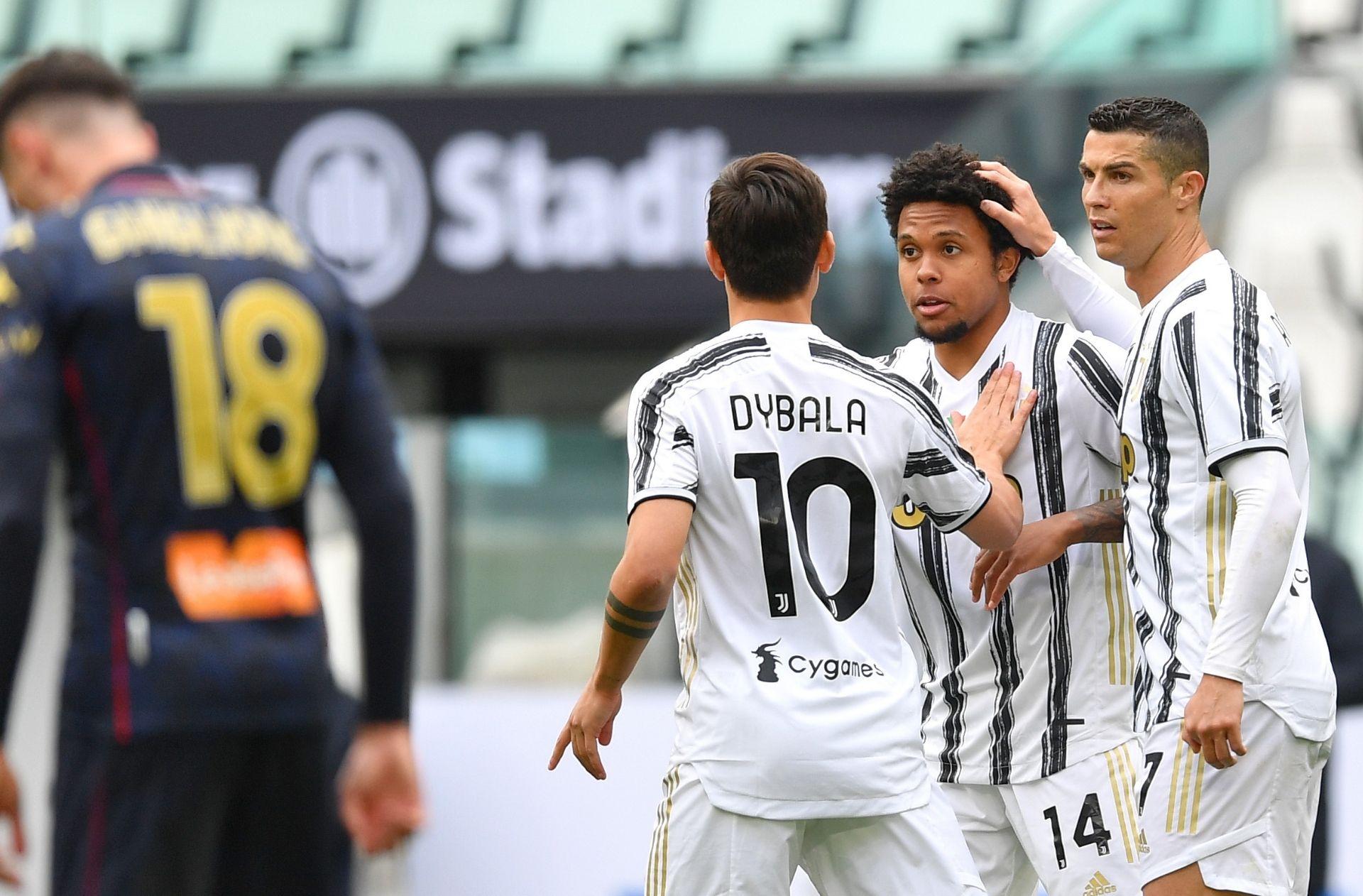 Juventus vs Genoa: Serie A