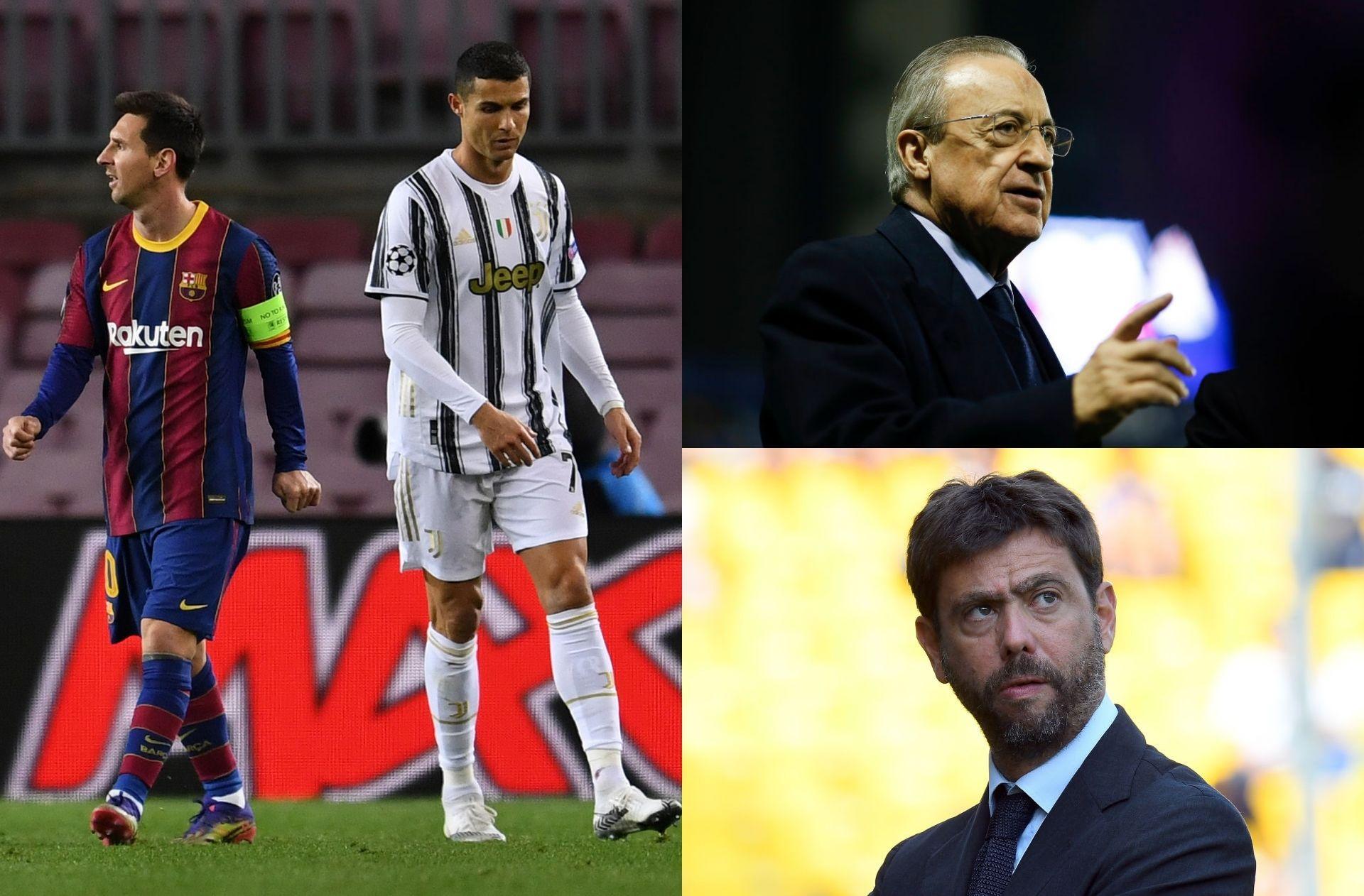 European Super League: The 12 clubs & tournament format confirmed