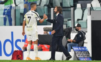 Pirlo, Ronaldo