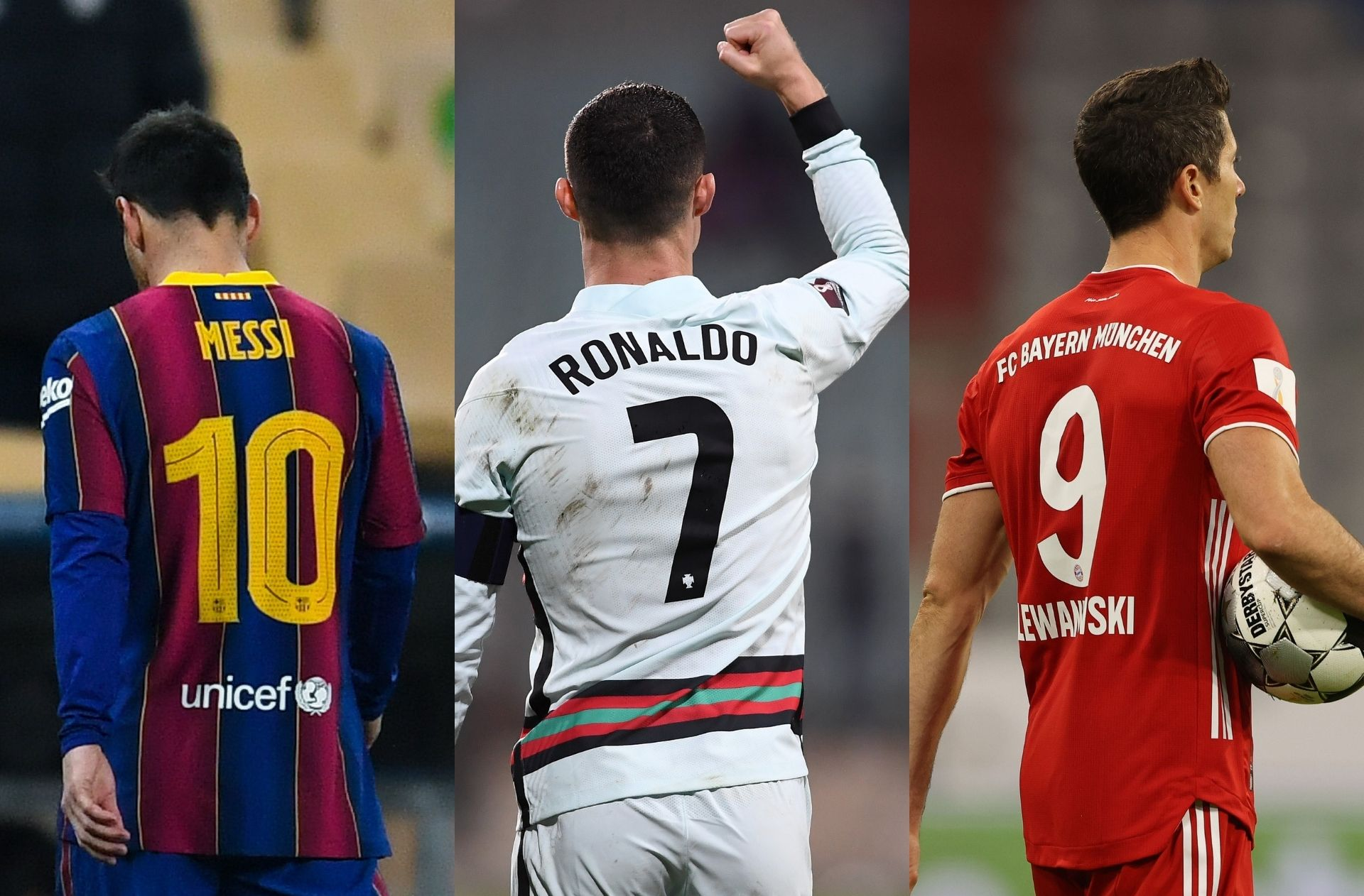 Top 10 players with the most goals and assists combined in 2021