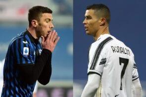 Robin Gosens, Cristiano Ronaldo