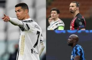 Cristiano Ronaldo, Serie A
