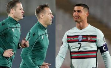 Cristiano Ronaldo, Serbia