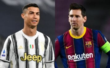 The 50 greatest footballers of all-time have been ranked