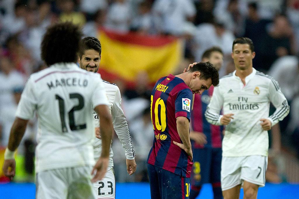 Lionel Messi, Cristiano Ronaldo, Clasico