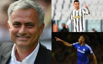 Jose Mourinho's greatest XI