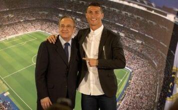 Florentino Perez, Cristiano Ronaldo, Real Madrid