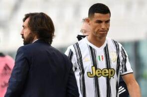 Ronaldo & Pirlo - Juventus vs Inter Milan