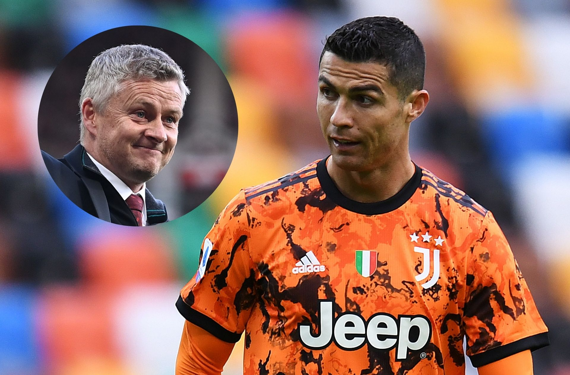 Solskjaer - Man United, Ronaldo - Juventus