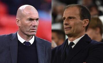Next Juventus manager odds: Zidane & Allegri lead the way