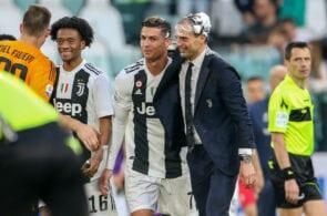 Ronaldo, Allegri
