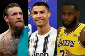 The 100 highest-paid athletes in the world revealed