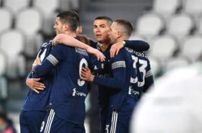 Juventus v Sassuolo - Serie A