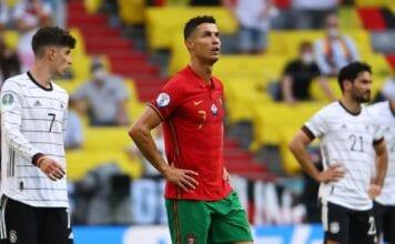Portugal vs Germany: Euro 2020