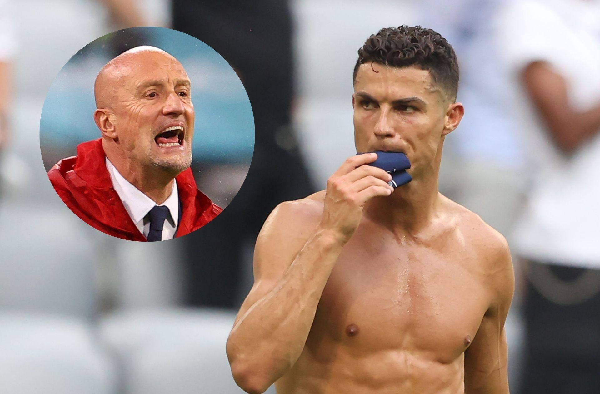 Marco Rossi - Hungary, Cristiano Ronaldo - Portugal