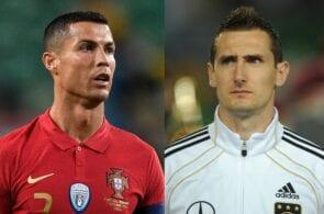 Cristiano Ronaldo, Miroslav Klose