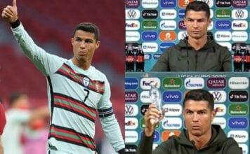 Cristiano Ronaldo, Cola Cola
