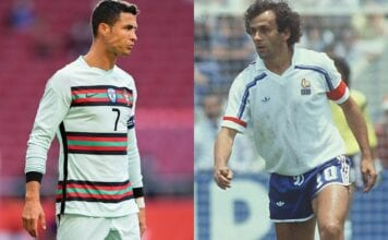 The 10 highest scorers in European Championship history