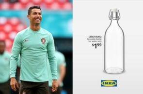 Cristiano Ronaldo, IKEA