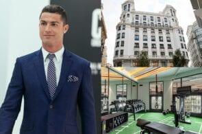 Cristiano Ronaldo, Pestana CR7