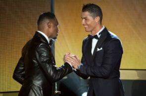 Samuel Eto'o, Cristiano Ronaldo